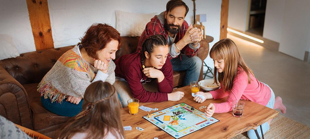 Actividades en casa para disfrutas un domingo en familia